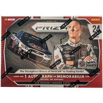 2016 Panini Prizm Racing 6-Pack Blaster Box