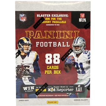 2016 Panini Football 11-Pack Blaster Box