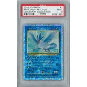 Pokemon Legendary Collection Reverse Foil Articuno 2/110 PSA 9