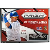 2015 Panini Prizm Baseball 6-Pack Box