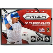 2015 Panini Prizm Baseball 6-Pack Box