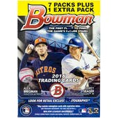 2016 Bowman Baseball 8-Pack Blaster Box