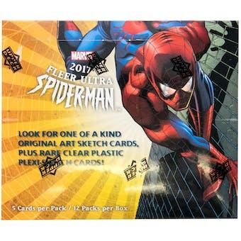 Marvel Fleer Ultra Spider-Man Hobby Box (Upper Deck 2017)
