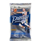 2016/17 Panini Prestige Basketball Hobby Pack (Lot of 24)