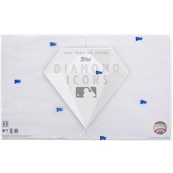 2017 Topps Diamond Icons Baseball Hobby Box