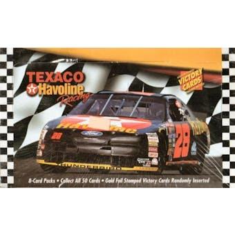 1994 Maxx Texaco Havoline Racing Hobby Box