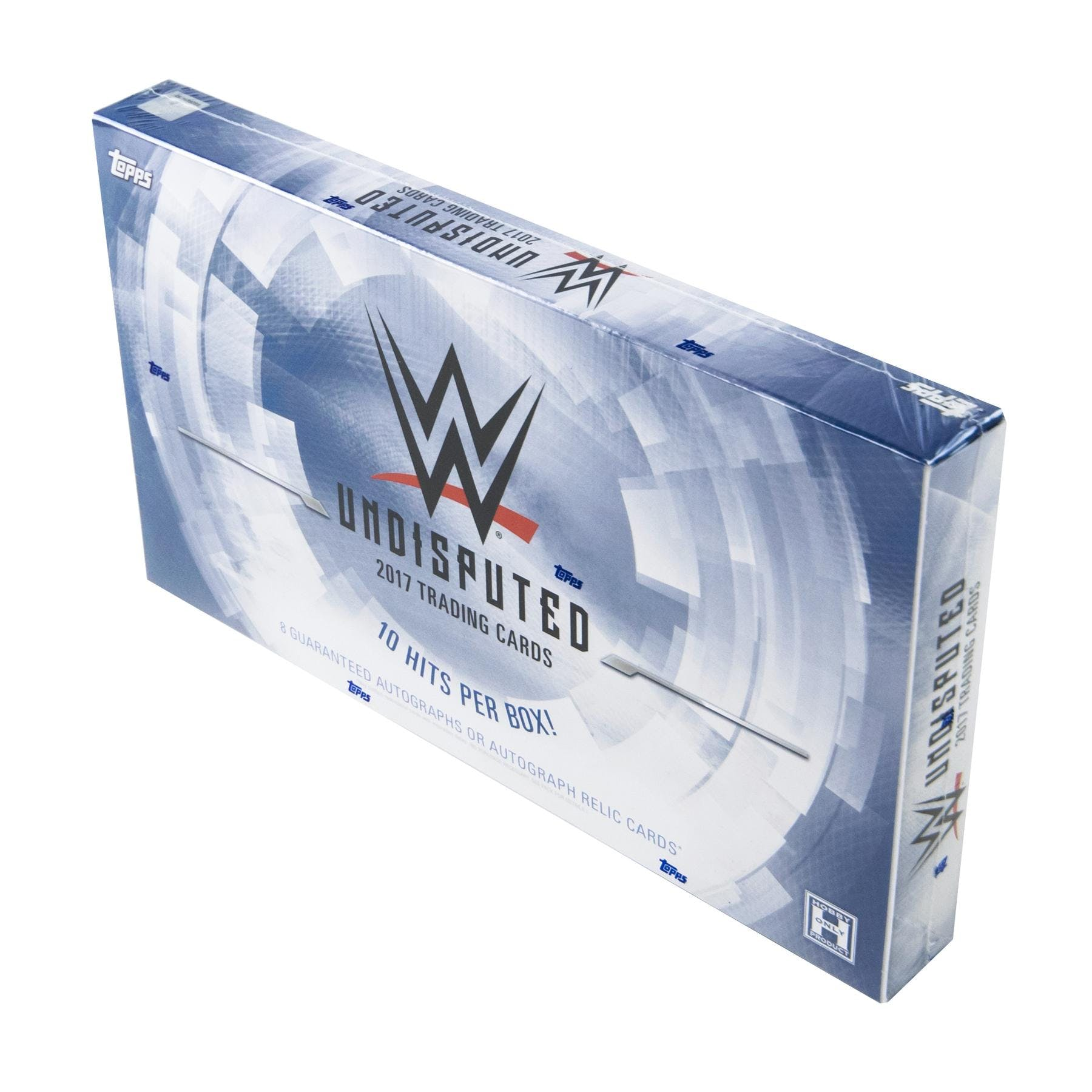 2017 Topps WWE Undisputed Wrestling Hobby Box