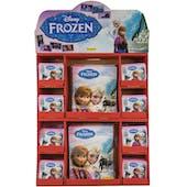 Panini Disney Frozen Sticker Floor Display Case