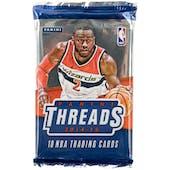 2014/15 Panini Threads Premium Basketball Hobby Pack