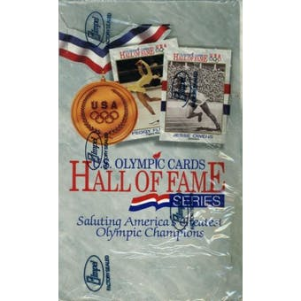 1991/92 Impel U.S. Olympic Hall of Fame Multi Sport Hobby Box