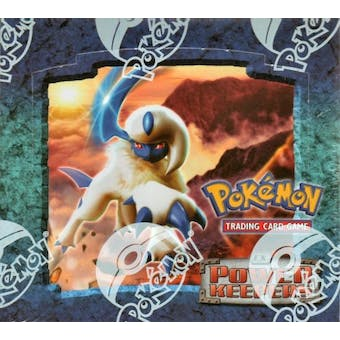 Pokemon EX Power Keepers Booster Box