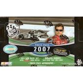 2007 Press Pass Racing Hobby Box
