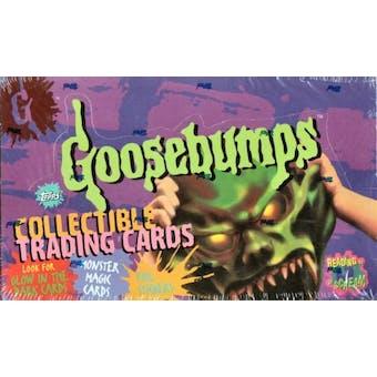 Goosebumps Hobby Box (1996 Topps)