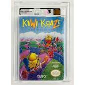 Nintendo (NES) Kiwi Kraze VGA Graded 70 EX+