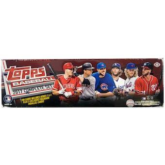 2017 Topps Factory Set Baseball Hobby (Box)