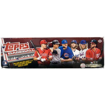 2017 Topps Factory Set Baseball Hobby (Box)