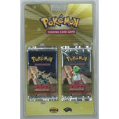 WOTC Pokemon Neo 2 Discovery 2-Booster Blister Pack