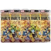 Marvel HeroClix: Avengers/Defenders War Booster Brick (10 Ct.)
