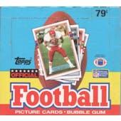 1989 Topps Football Cello Box (Reed Buy)