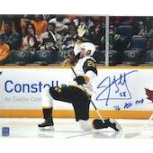 John Scott Autographed All Star 8x10 Hockey Photo