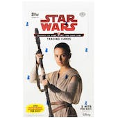 Star Wars Journey to The Last Jedi Hobby Box (Topps 2017)
