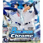 2017 Bowman Chrome Baseball Hobby Box
