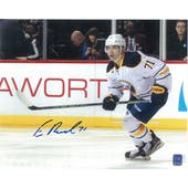 Evan Rodrigues Autographed Buffalo Sabres 8x10 Hockey Photo