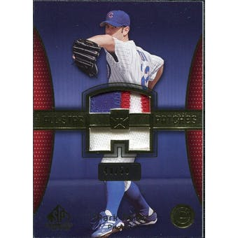 2004 SP Game Used Patch All-Star #MP Mark Prior 40/50