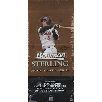 2006 Bowman Sterling Baseball Hobby Box
