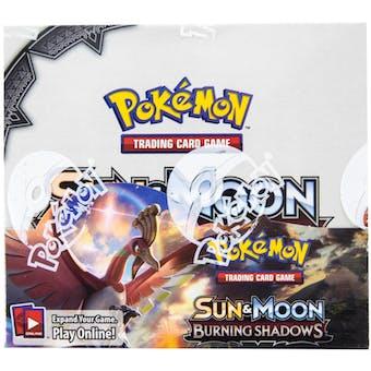 Pokemon Sun & Moon: Burning Shadows Booster 1-Box - DACW Live 9 Spot Random Pack Break #1