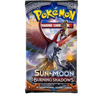 Pokemon Sun & Moon: Burning Shadows Booster Pack