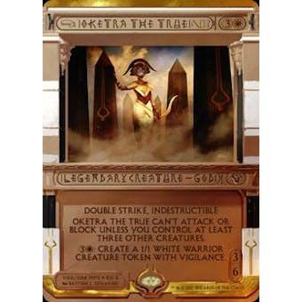 Magic the Gathering Amonkhet Invocation Single Oketra the True FOIL - NEAR MINT (NM)