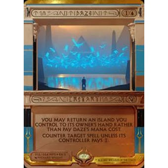 Magic the Gathering Amonkhet Invocation Single Daze FOIL - NEAR MINT (NM)