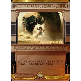 Magic the Gathering Amonkhet Invocation Single Attrition FOIL - NEAR MINT (NM)