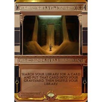 Magic the Gathering Amonkhet Invocation Single Entomb FOIL - NEAR MINT (NM)