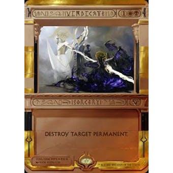 Magic the Gathering Amonkhet Invocation Single Vindicate FOIL - NEAR MINT (NM)