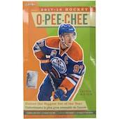 2017/18 Upper Deck O-Pee-Chee Hockey Hobby Box