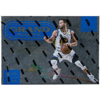 2016/17 Panini Grand Reserve Basketball 8-Box Case- DACW Live 30 Spot Random Team Break #15
