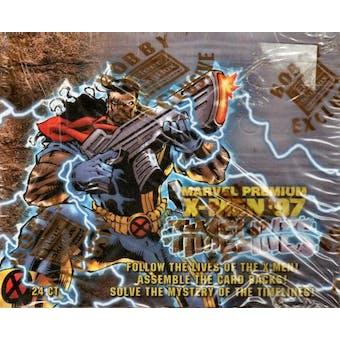 X-Men '97 Timelines Marvel Premium Hobby Box (1997 Skybox)
