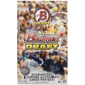2017 Bowman Draft Baseball Hobby SUPER Jumbo Box