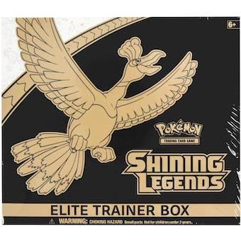 Pokemon Shining Legends Elite Trainer