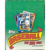 1990 Topps Baseball Rack Box (Reed Buy)