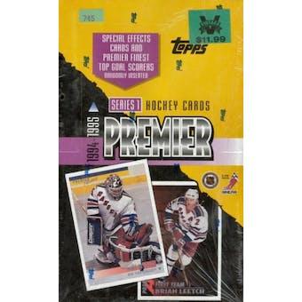 1994/95 Topps Series 1 Hockey Hobby Box