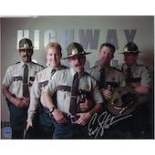 Erik Stolhanske Autographed Super Troopers Pose 8x10 Photo