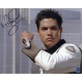 Michael Copon Autographed 8x10 Power Rangers Fist Photo