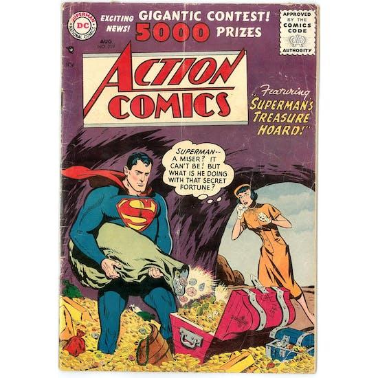 Action Comics #219 GD/VG