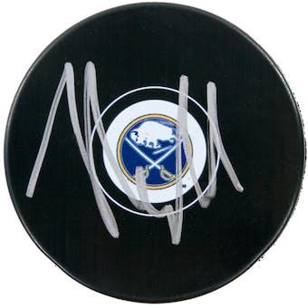 Alexander Nylander Autographed Buffalo Sabres Hockey Puck