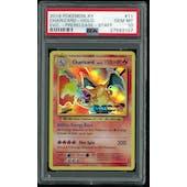 Pokemon XY Evolutions STAFF Prerelease Charizard 11/108 PSA 10 GEM MINT
