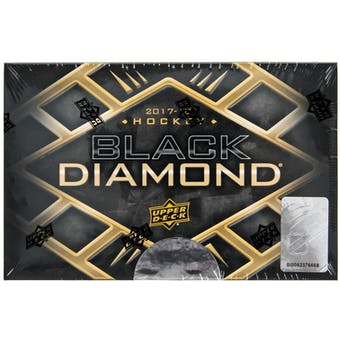 2018/19 Upper Deck Black Diamond Hockey 5-Box Case- DACW Live 31 Spot Random Team Break #8