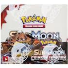Pokemon Sun & Moon: Crimson Invasion Booster Box